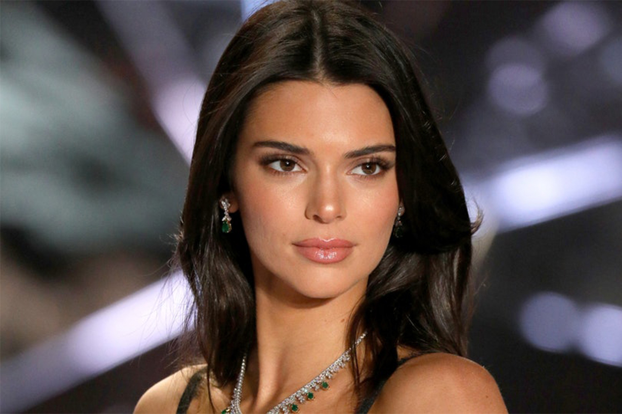 Kendall Jenner Is 2018's Highest-Paid Model Victoria's Secret