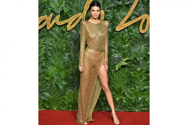 Kendall Jenner Went to McDonald's after 2018 British Fashion Awards