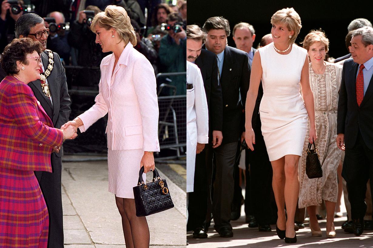 Lady Dior Princess Diana