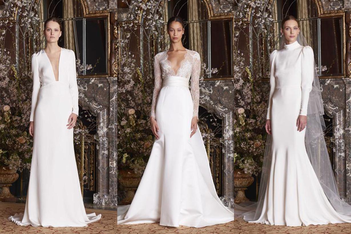 Monique Lhuillier 2019 Bridal Collection