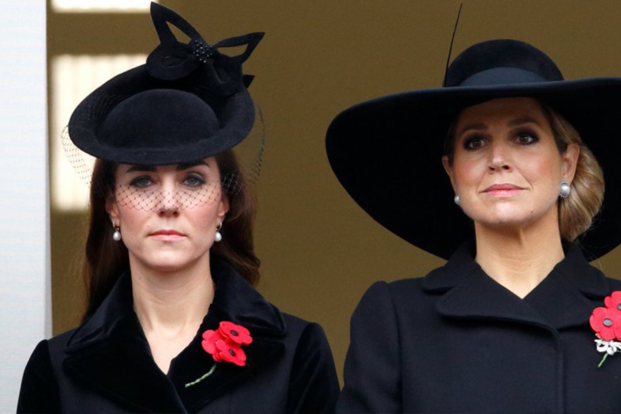 Kate Middleton Remembrance Day