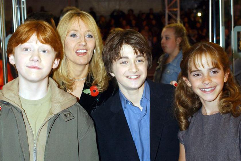 Rupert Grint Ron Harry Potter Actor