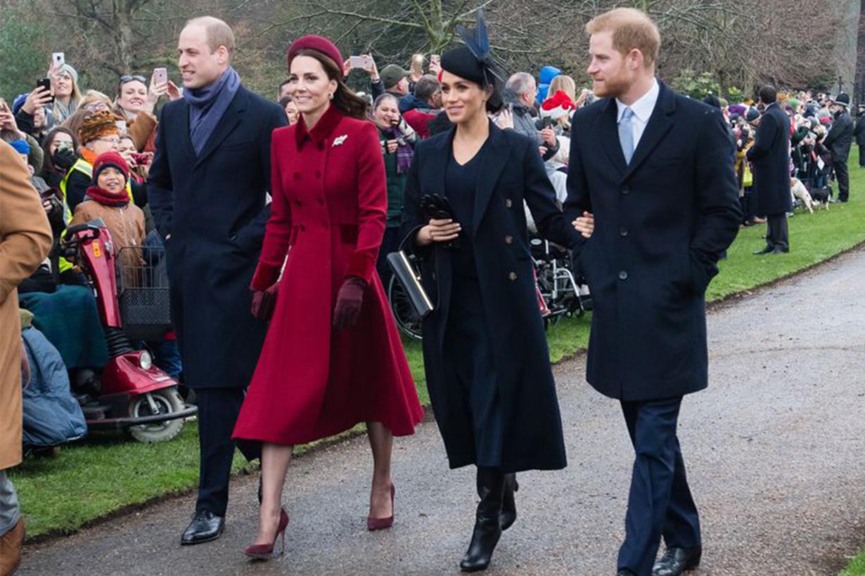 Meghan Markle Prince Harry Kate Middleton Prince William