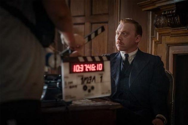 Rupert Grint BBC Drama ABC Murders 2018
