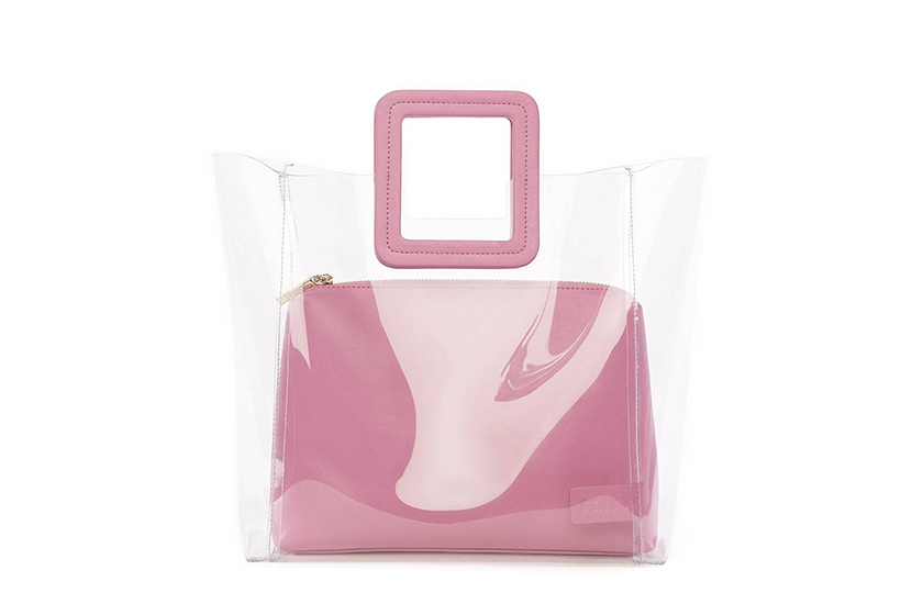 Staud Shirley Bag in Pink