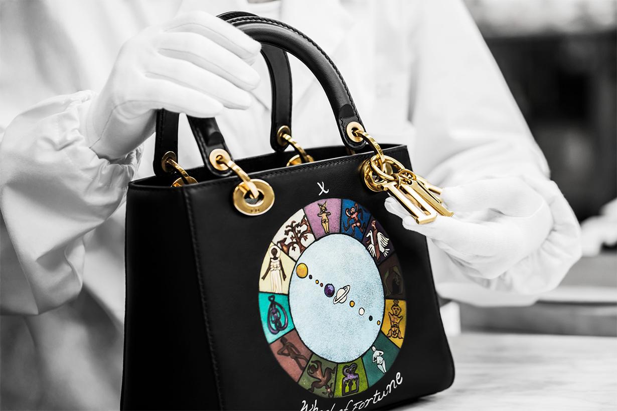 Lady Dior Princess Diana Bag Craftmanship
