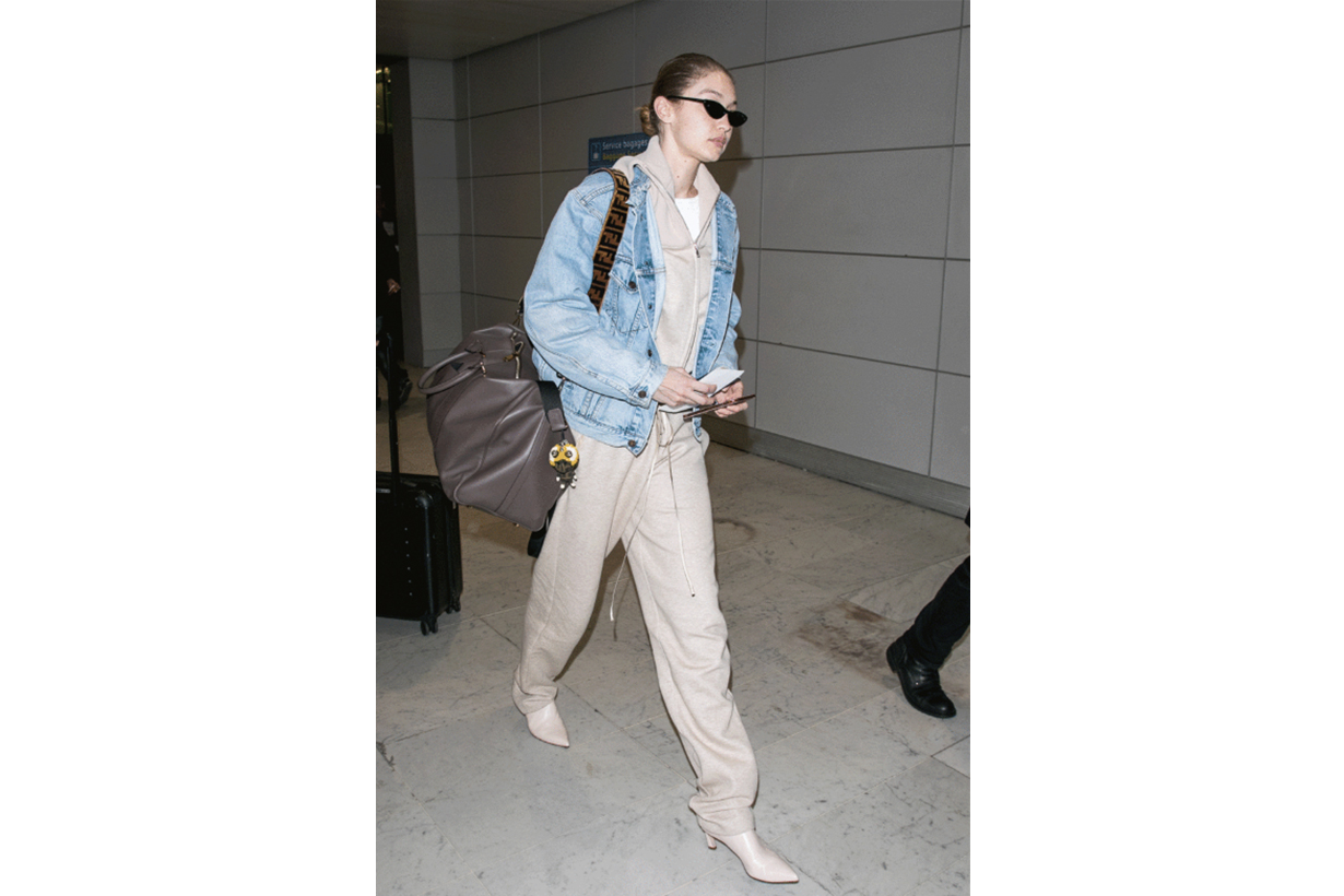 airport shoes comfort recommand celeb style