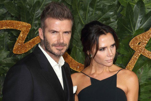 David Beckham stop funding Victoria Beckham fashion brand