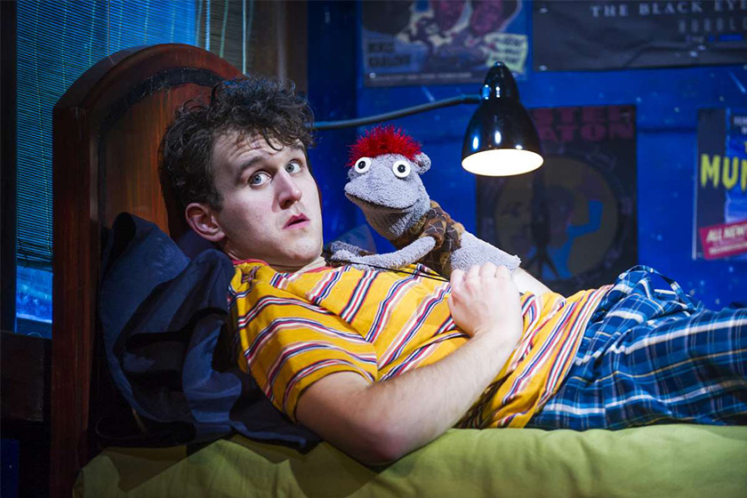 harry potter Dudley Dursley actor Harry Melling