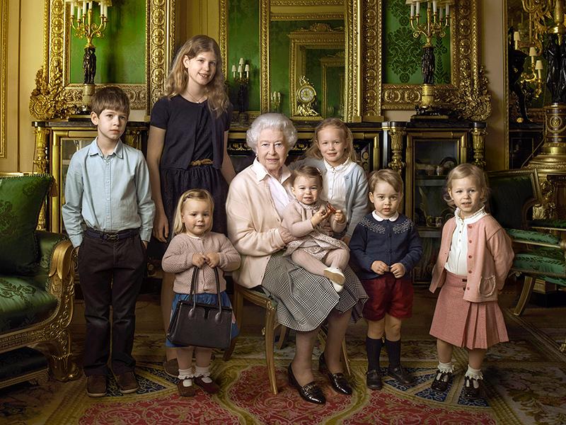 Prince Geroge Princess Charlotte