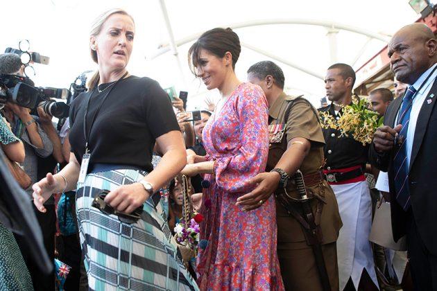 Meghan Markle third Royal Staff Quit