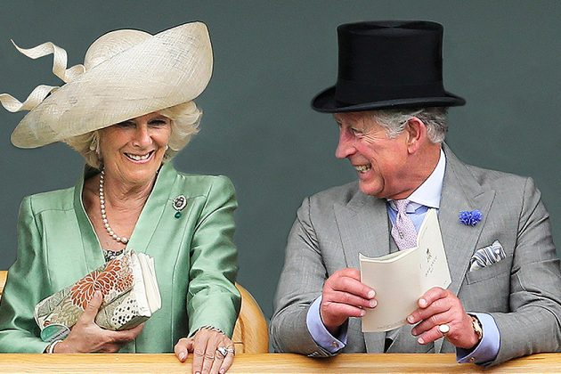 British Queen selection Prince Charles Camilla Royal Family