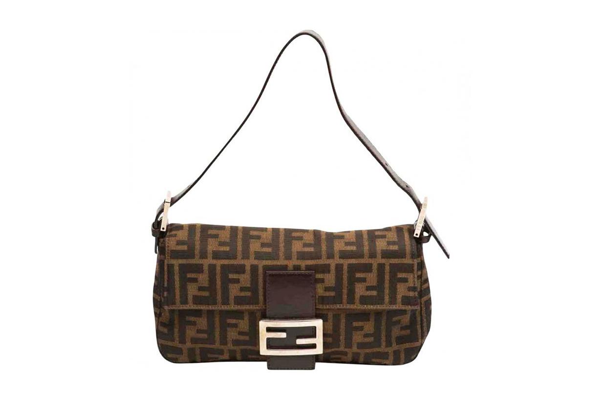 Fendi Baguette Cloth Mini Bag