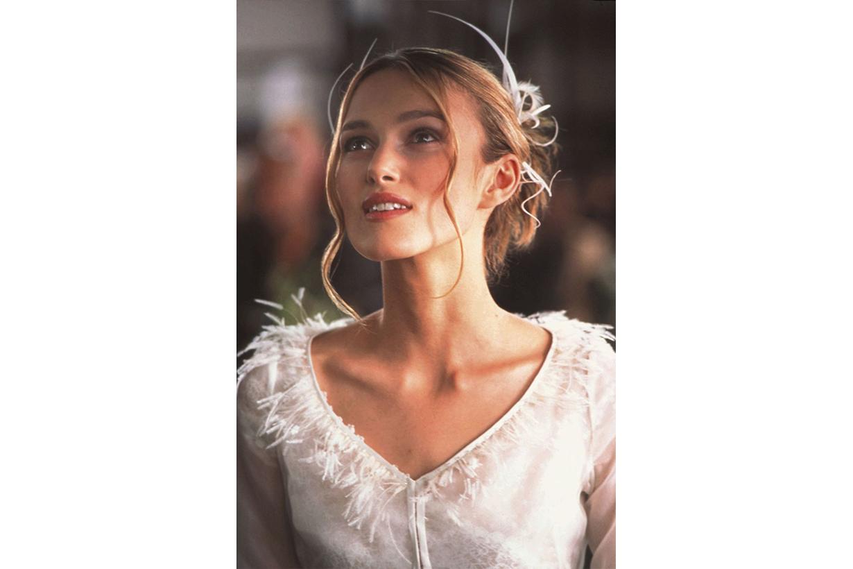 Love Actually, 2003 Keira Knightley