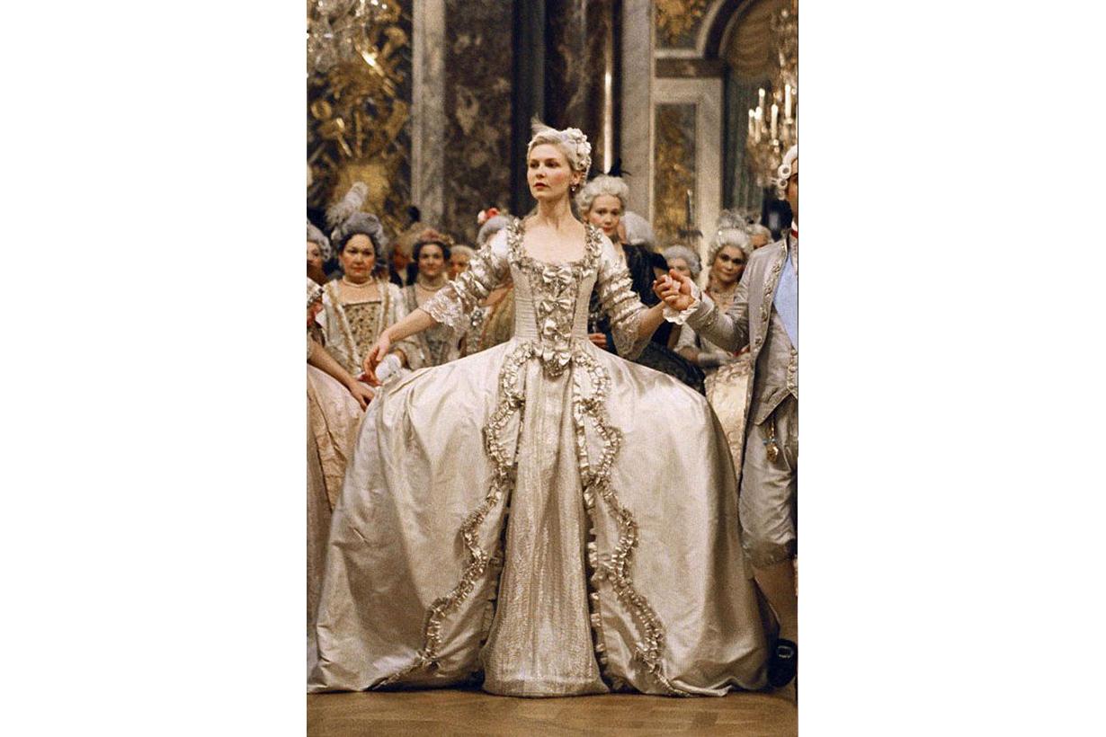 Marie Antoinette, 2006 Kirsten Dunst