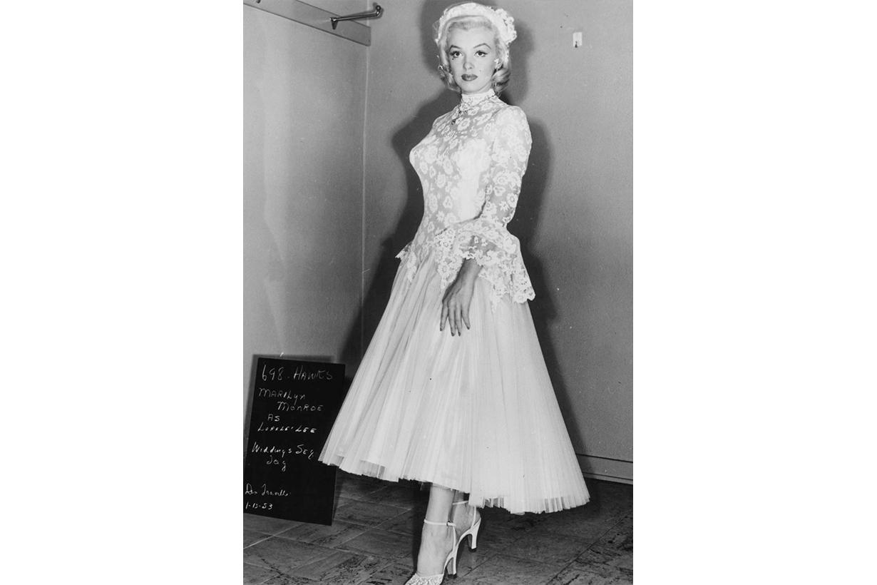 Gentlemen Prefer Blondes, 1953 Marilyn Monroe
