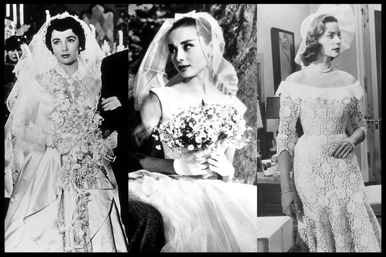 哪件是妳心目中的嫁衣?從 30 年代起,盤點 20 件電影裏最經典的婚紗