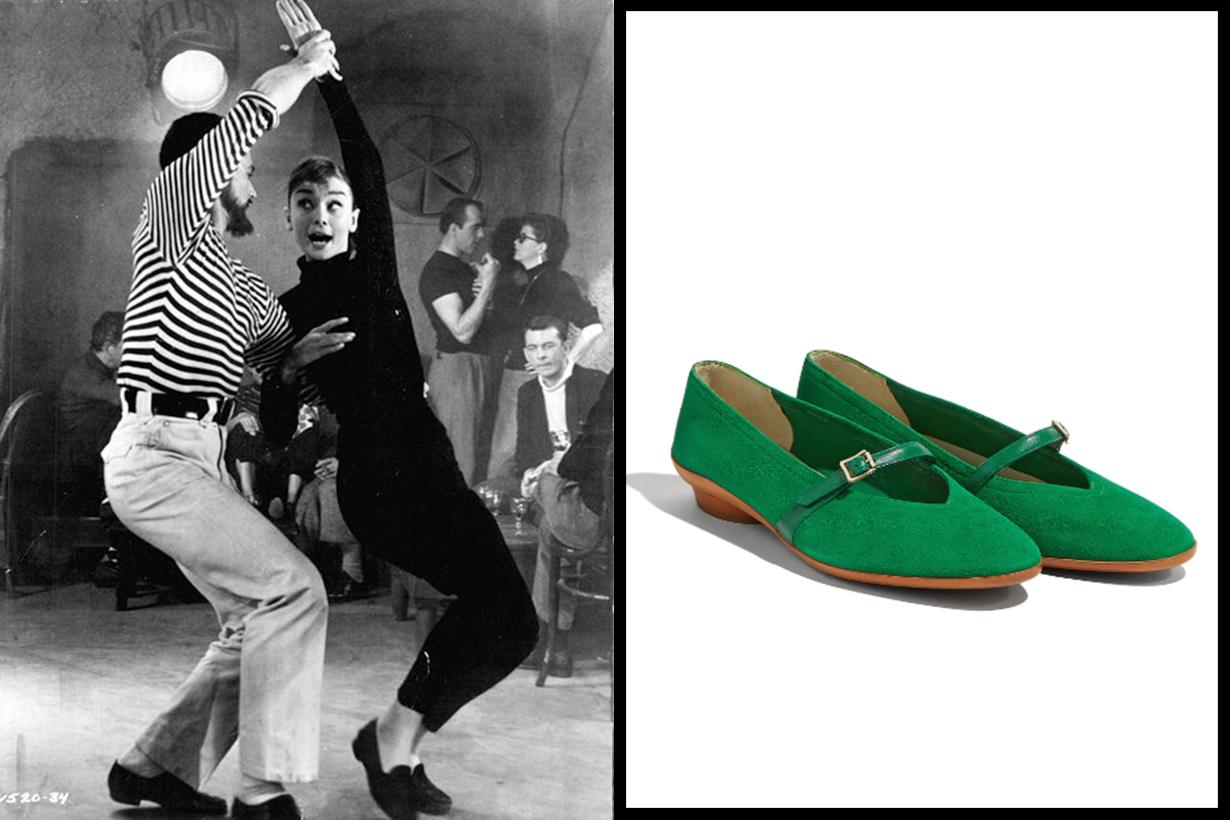 Salvatore Ferragamo Audrey Ballet Shoes