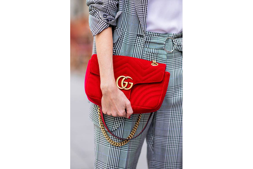 Gucci Marmont Streetstyle