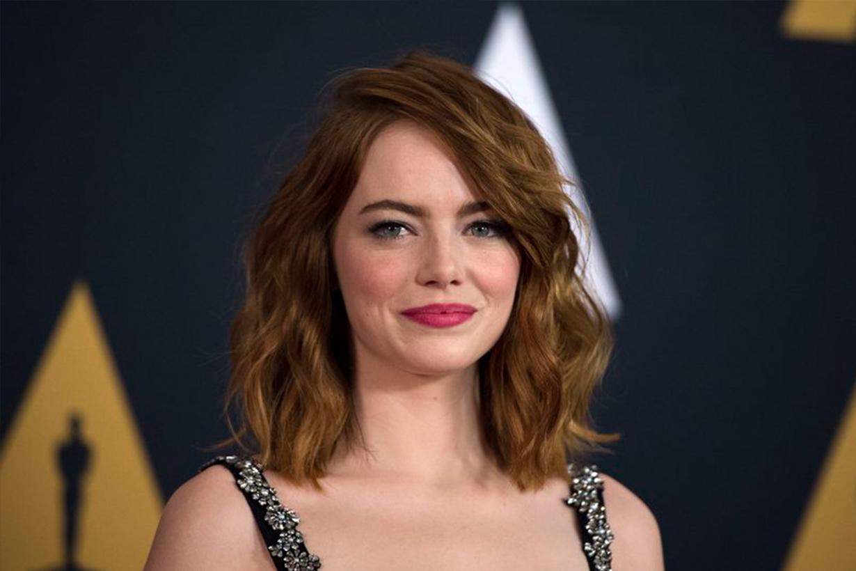 Emma Stone Oscar Guest