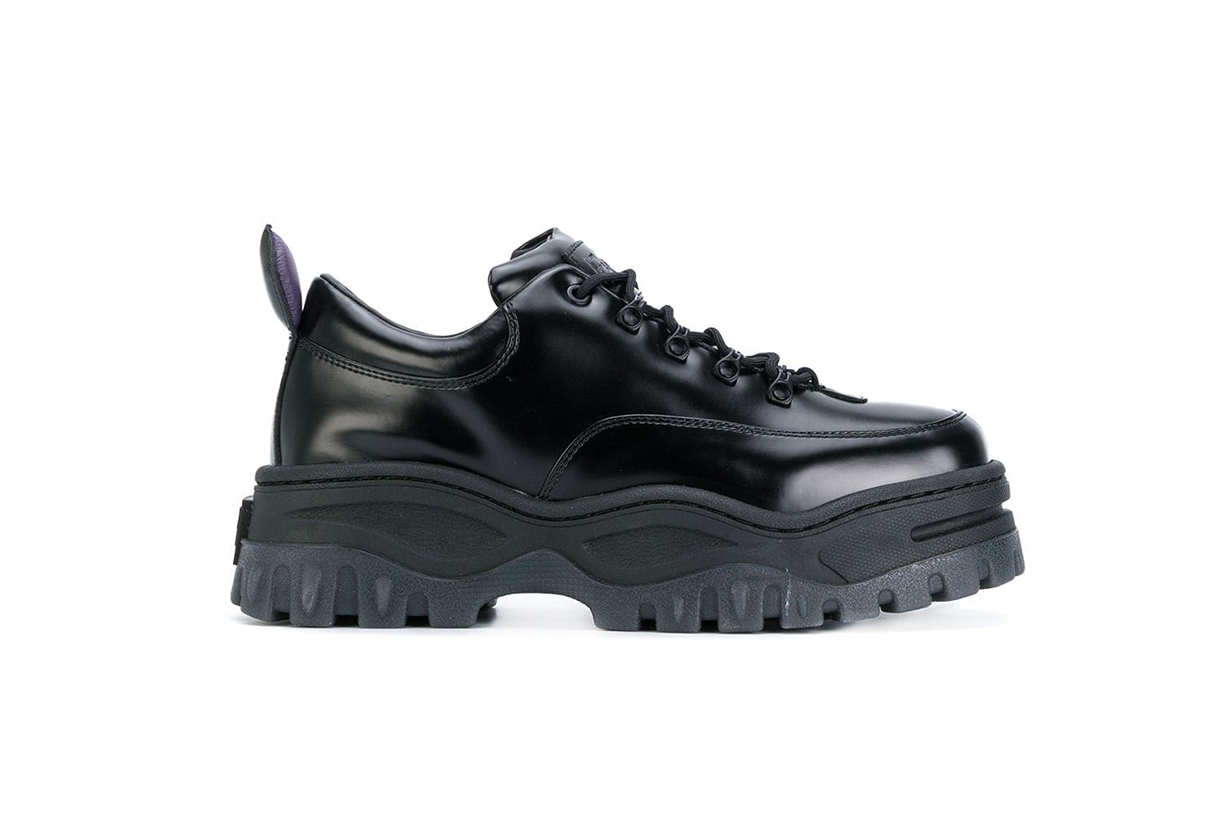 Eytys Platform Lace-Up Sneakers
