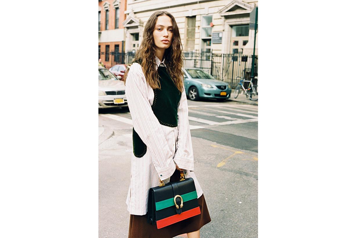 Gucci Dionysus Handbag Street Style