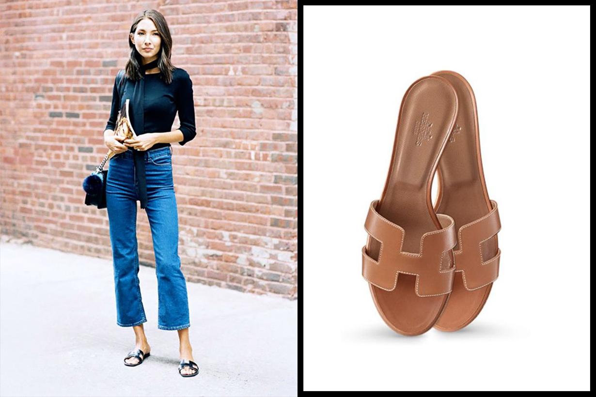 Hermes-Oran-Sandals