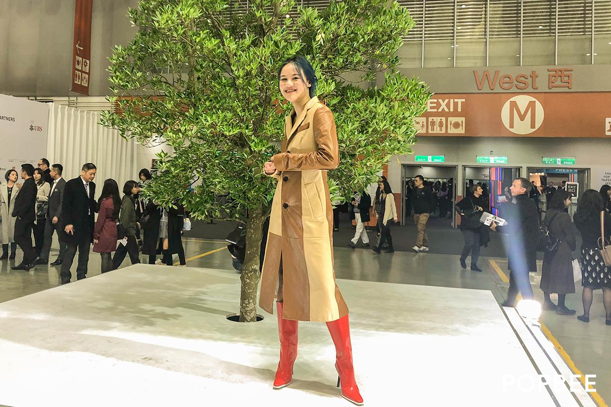 john yuyi taipei dangdai art i tree to call you expo ideas
