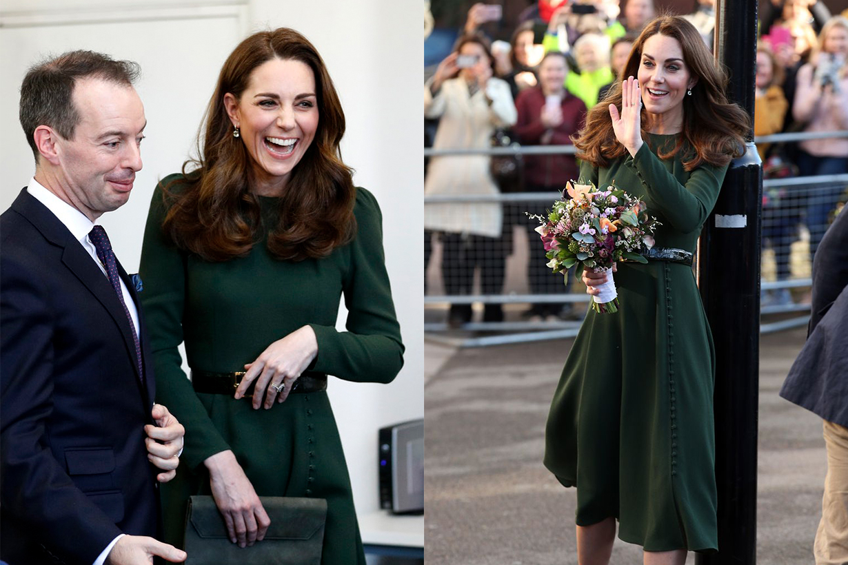 Kate Middleton Beulah London Dress