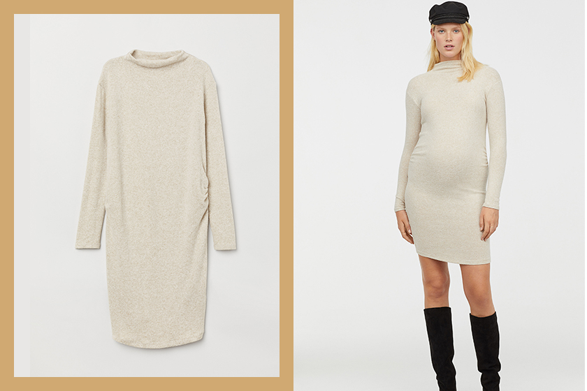 Meghan-Markle-HM-Dress  Maternity Style