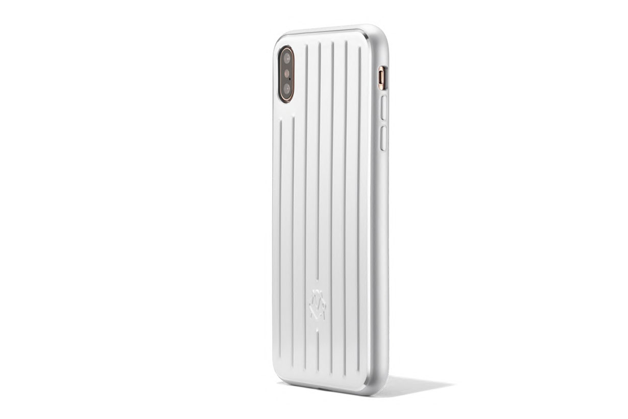 RIMOWA Releases iPhone Cases