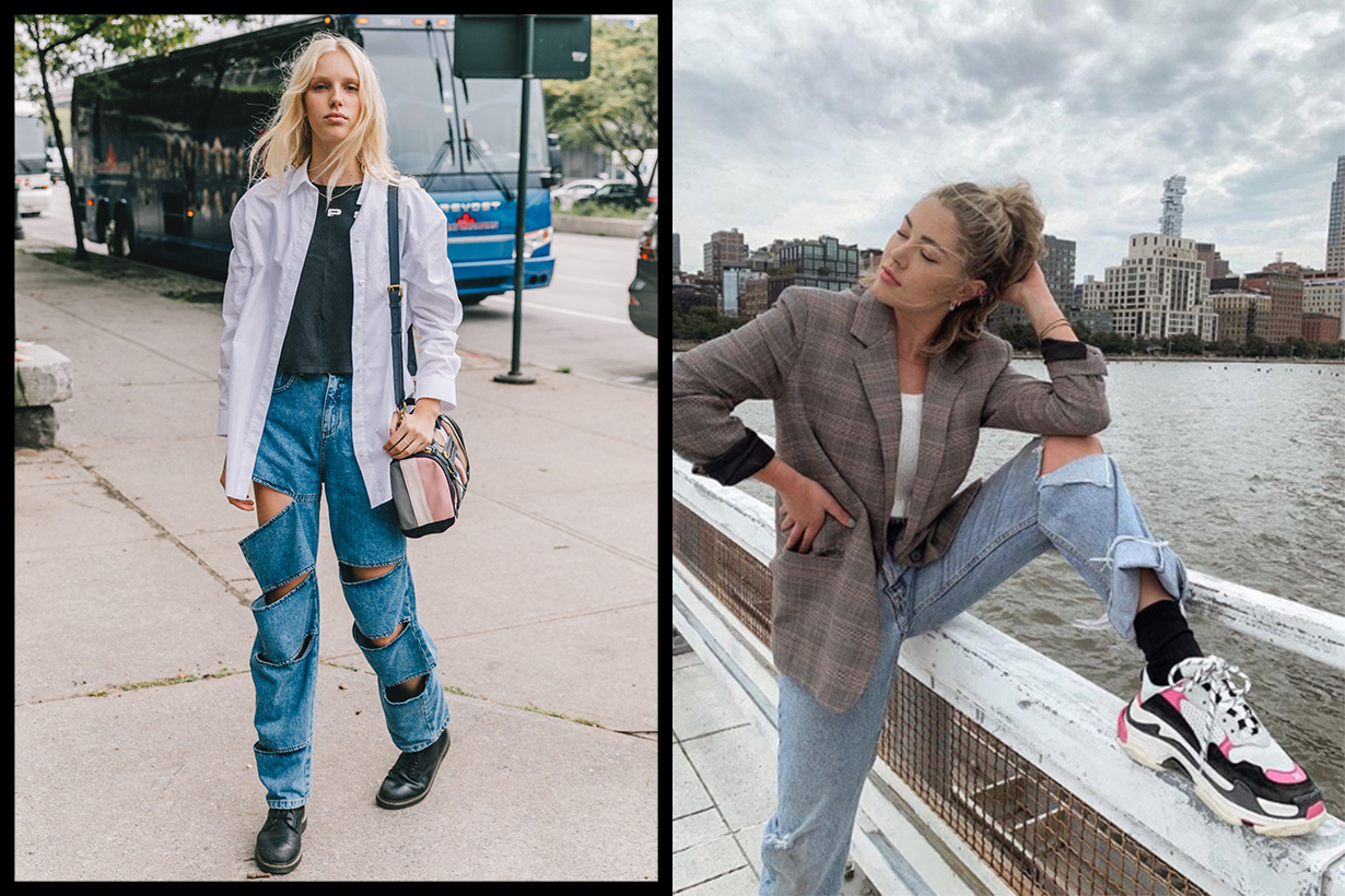 Jeans Outfits Street Style