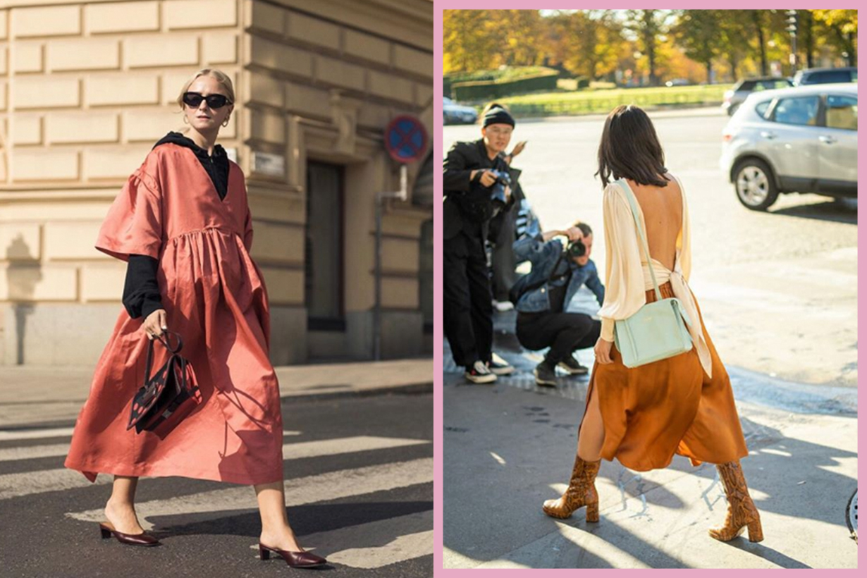 2019 Colour Trends Street Style