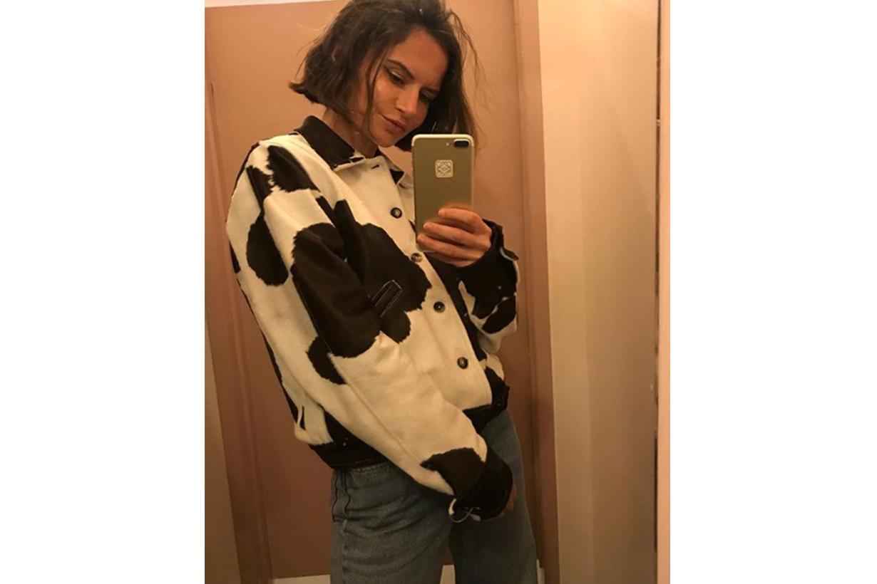 Cow Print Style