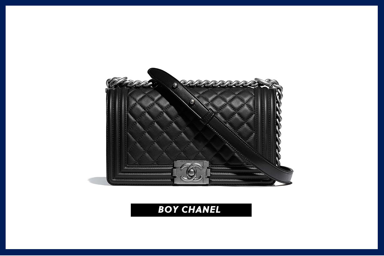 boy-chanel-black bag