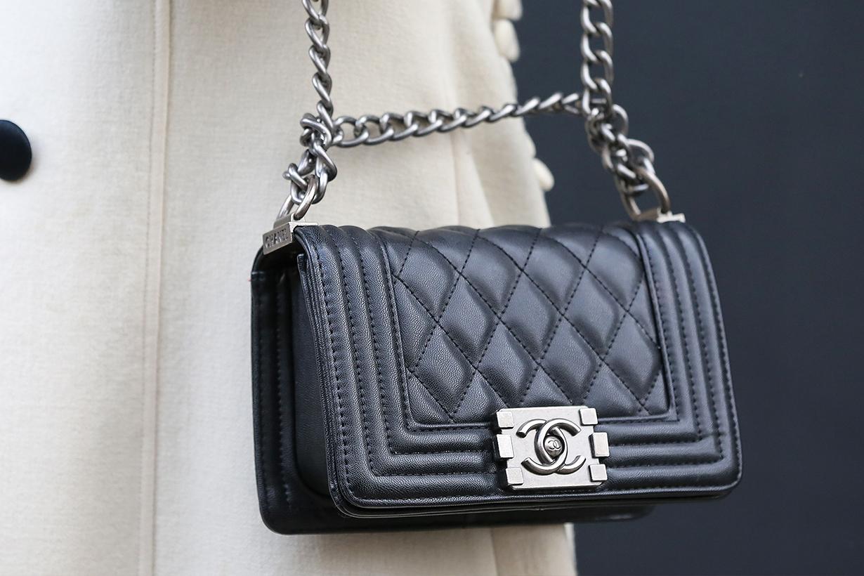 karl-lagerfeld-HANDBAGS Chanel CLASSIC FLAP 11.12 BOY CHANEL Gabrielle