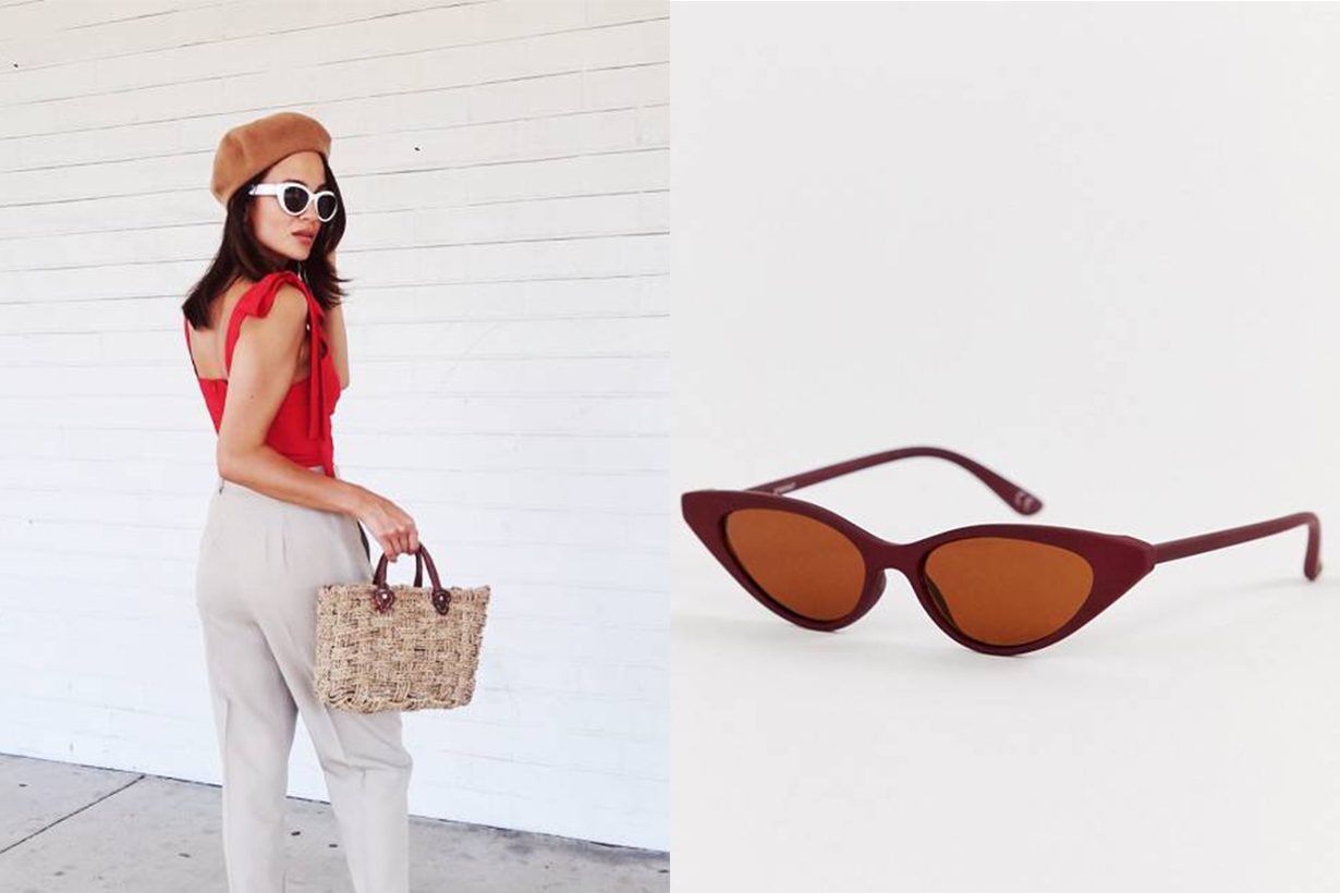 ASOS Cateye Sunglasses