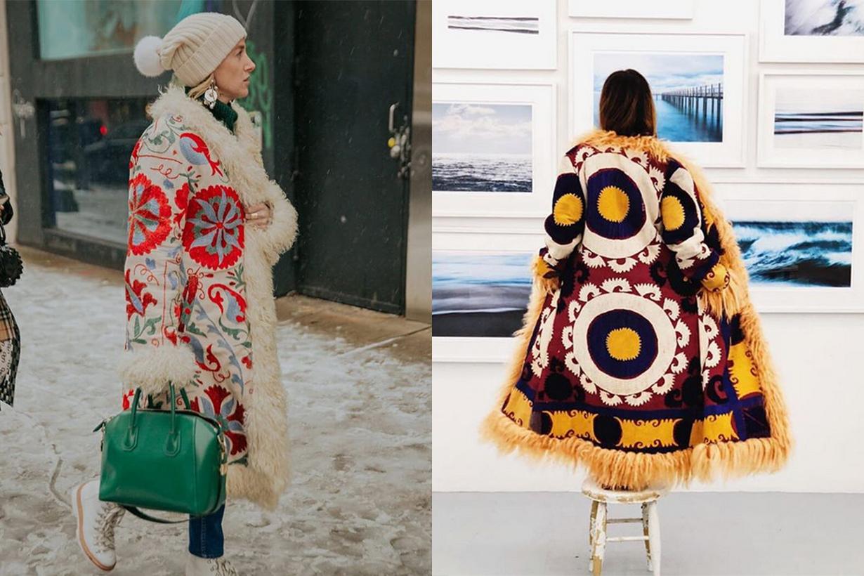 Zazi Vintage Coat Street Style