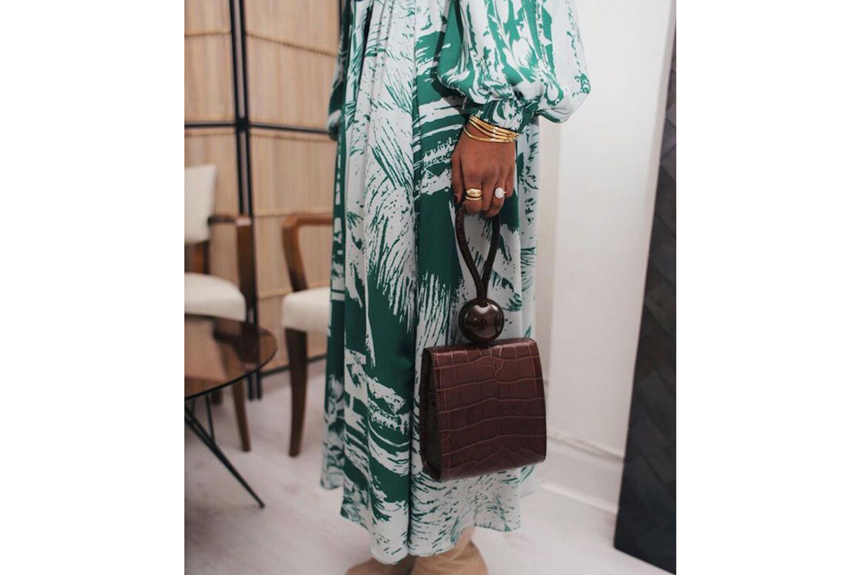 Croc Effect Handbag Accessories