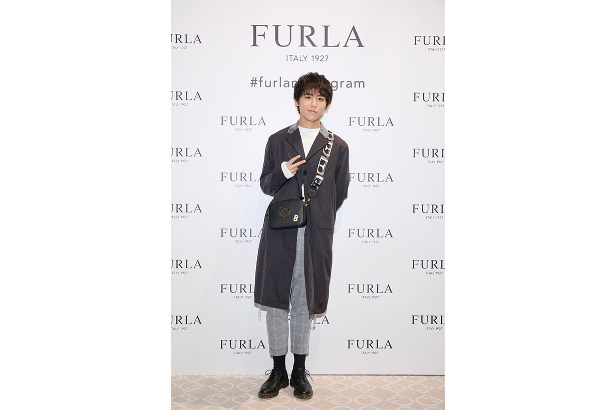 FURLA MONOGRAM POP UP STORE HONG KONG HARBOUR CITY