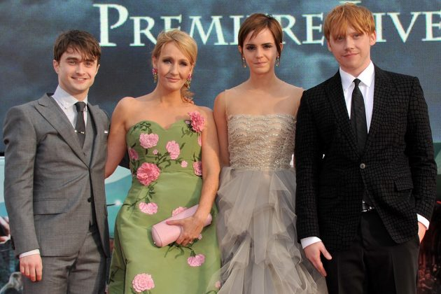 JK Rowling Drops From Billionaire To Millionaire