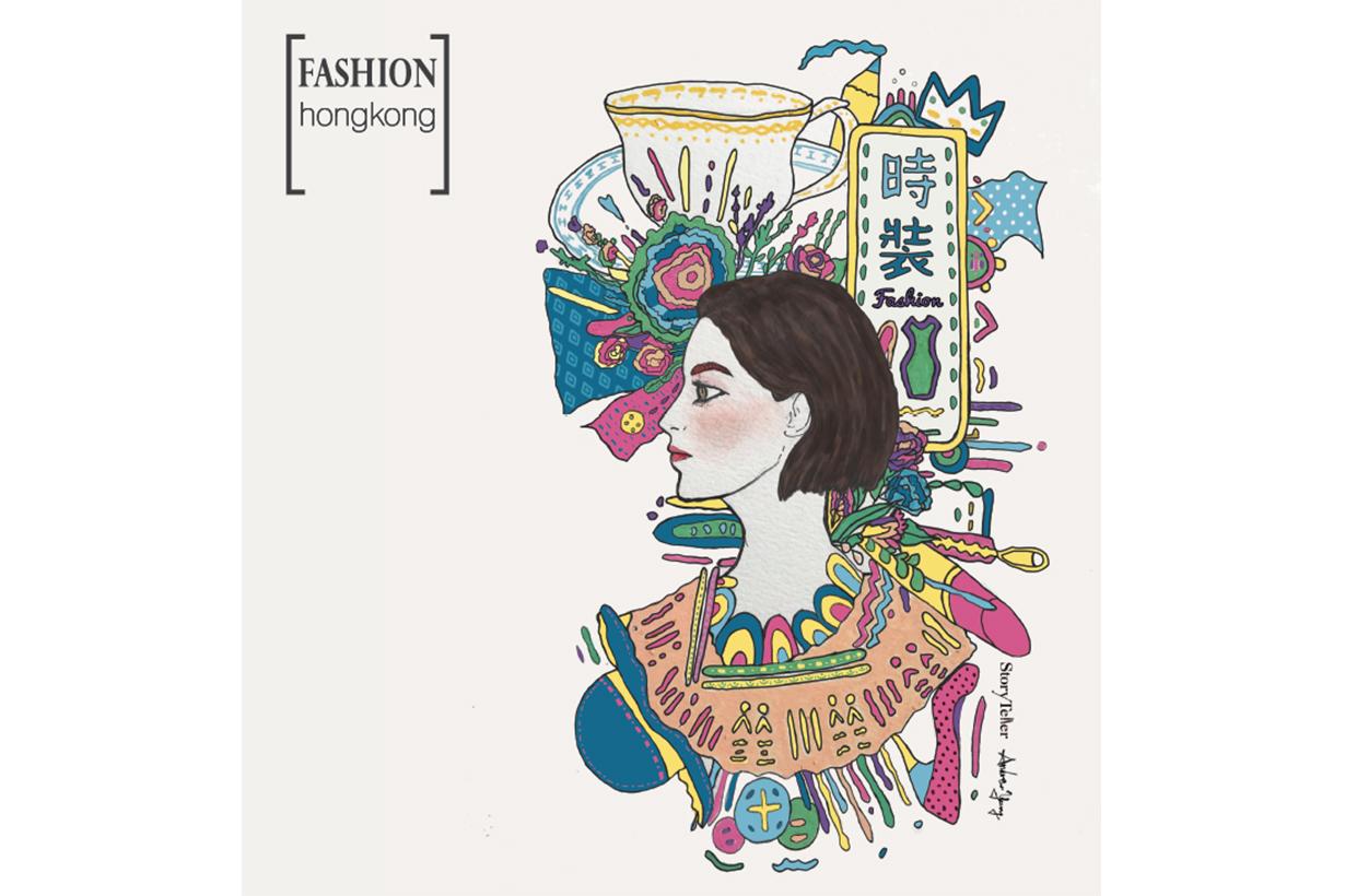 HKTDC Fashion Hong Kong LFW AW19