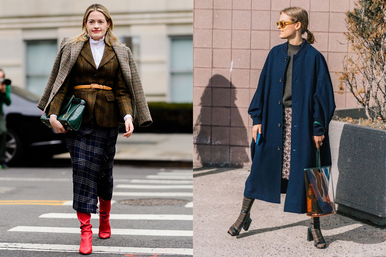 Coat Street Style