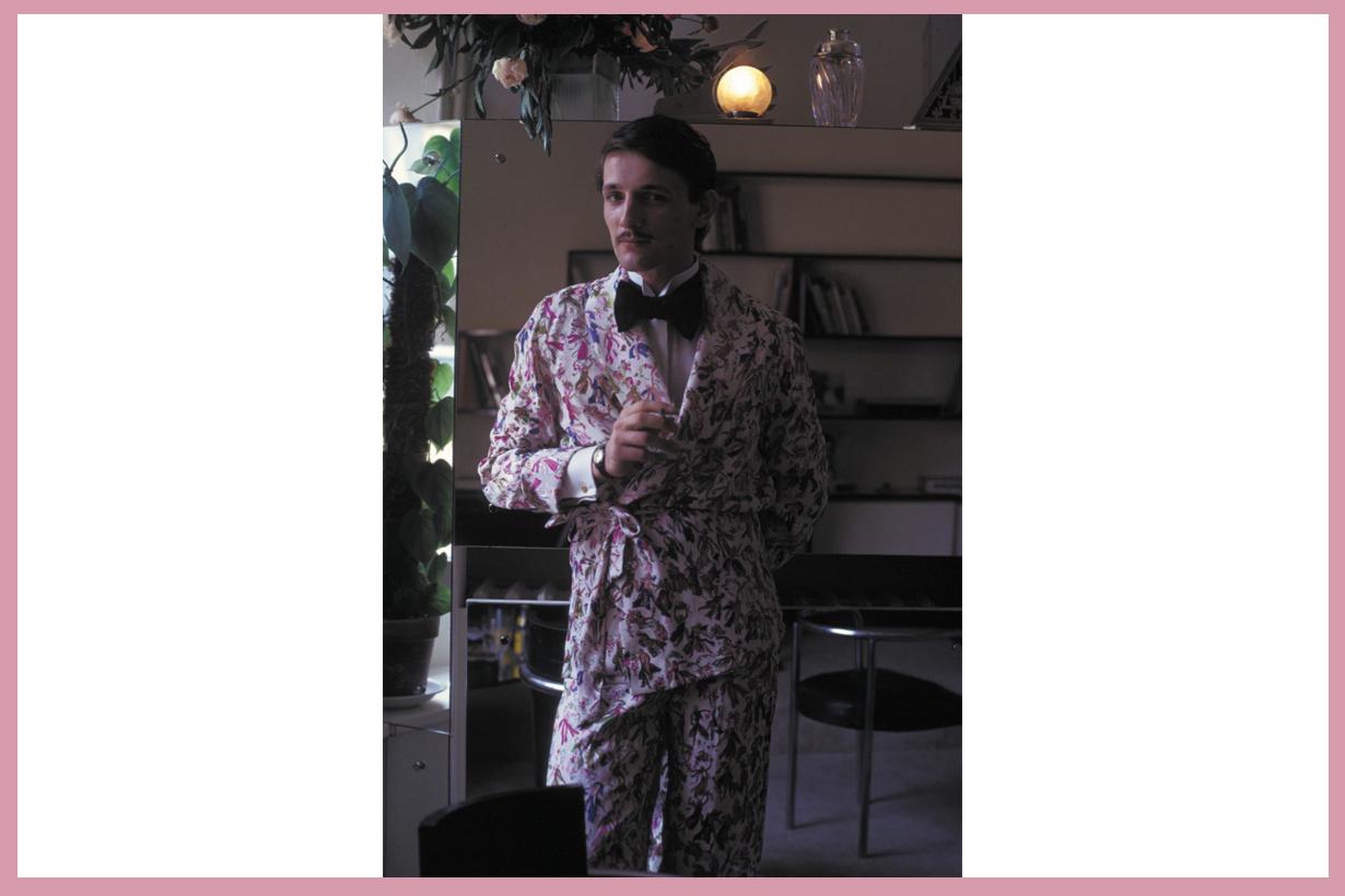 Karl Lagerfeld Yves Saint Laurent Jacques de Bascher Dior Fendi Chanel Marie Ottavi Jacques de Bascher: the Shadow Dandy Pierre Bergé Baptiste Giabiconi Brad Kroenig Hudson Kroenig Sebastien Jondeau Love Life