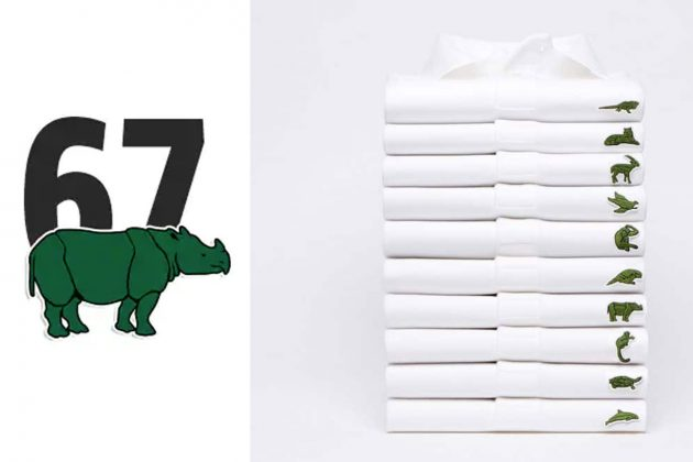 Lacoste-save-our-species collection