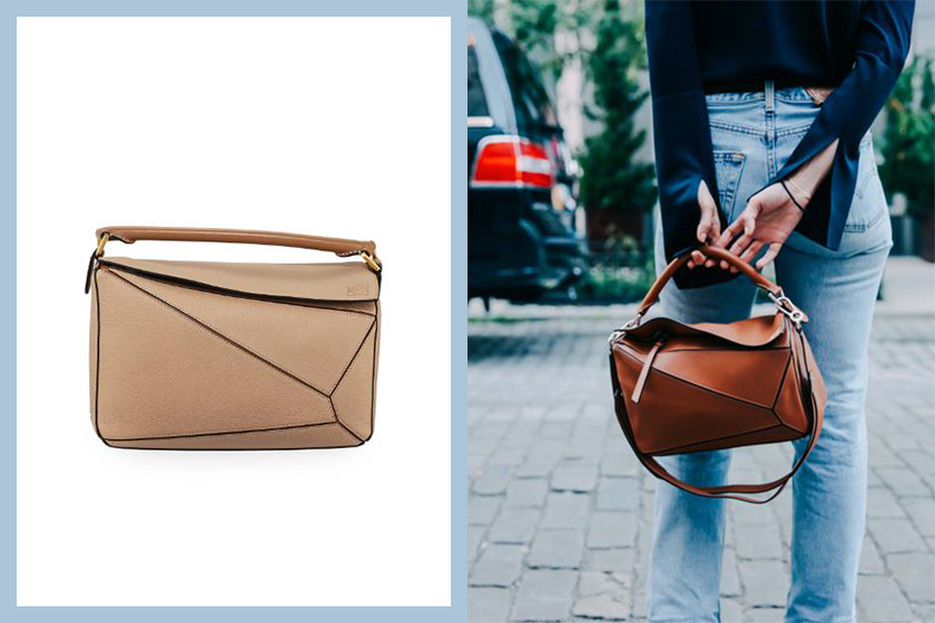 Loewe-Puzzle-Bag