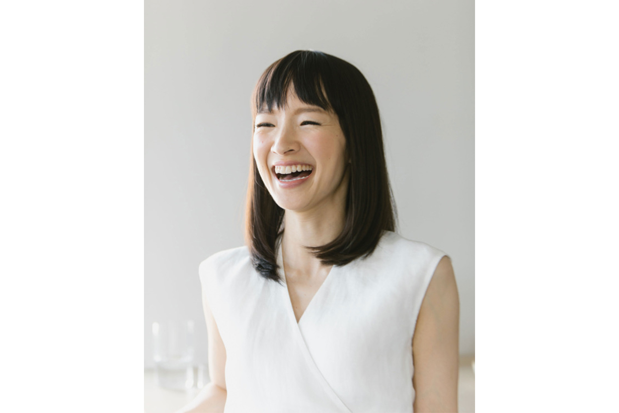 Marie Kondo The Life-Changing Magic of Tidying