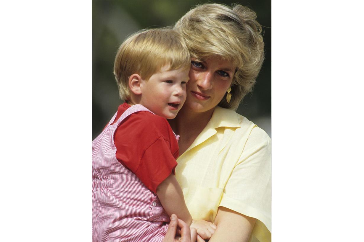 Prince Harry Princess Diana