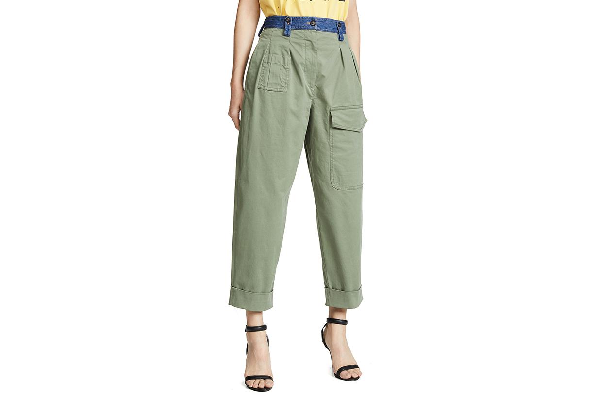 No. 21 Cargo Pants