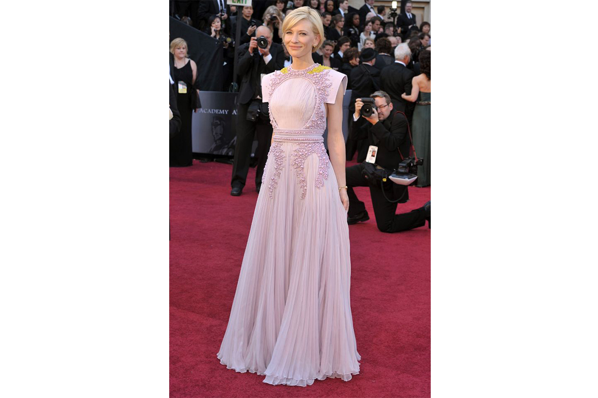 Cate Blanchett Givenchy dress